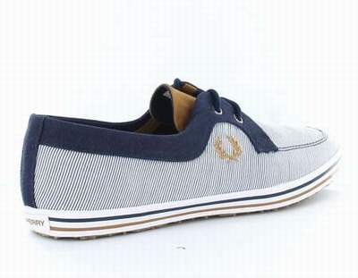 89bd811b84a chaussures fred perry foxx canvas