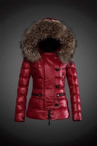 Manteau doudoune grande taille